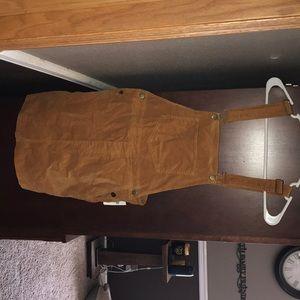 Forever 21 Overall Dress/Skirt